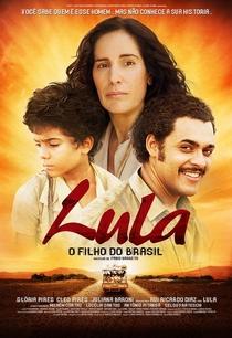 Lula, o Filho do Brasil - Poster / Capa / Cartaz - Oficial 1