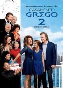 Casamento Grego 2 - Poster / Capa / Cartaz - Oficial 1