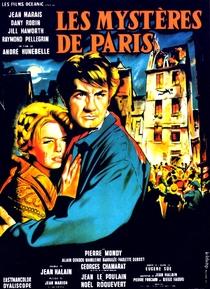 Os Mistérios de Paris - Poster / Capa / Cartaz - Oficial 1