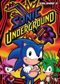 Sonic Underground - Poster / Capa / Cartaz - Oficial 1