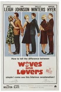 Esposas e Amantes - Poster / Capa / Cartaz - Oficial 1