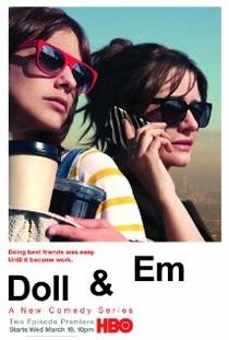 Doll & Em (1ª Temporada) - Poster / Capa / Cartaz - Oficial 1
