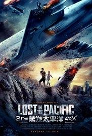 Perdidos no Pacífico - Poster / Capa / Cartaz - Oficial 1