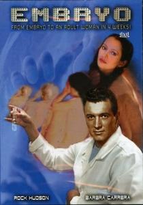 Embrião - Poster / Capa / Cartaz - Oficial 5