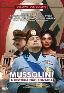 Mussolini - A História Não Contada - Poster / Capa / Cartaz - Oficial 3