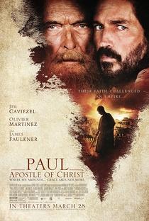 Paulo, Apóstolo de Cristo - Poster / Capa / Cartaz - Oficial 1