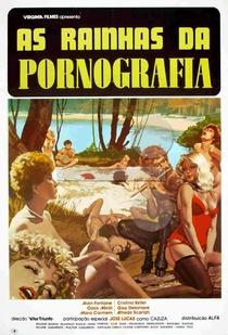 As Rainhas da Pornografia - Poster / Capa / Cartaz - Oficial 1