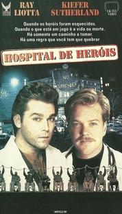 Hospital de Heróis - Poster / Capa / Cartaz - Oficial 2