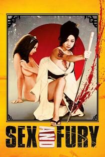 Sexo e Fúria - Poster / Capa / Cartaz - Oficial 1