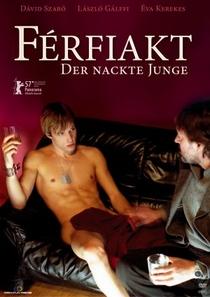 Férfiakt - Poster / Capa / Cartaz - Oficial 1