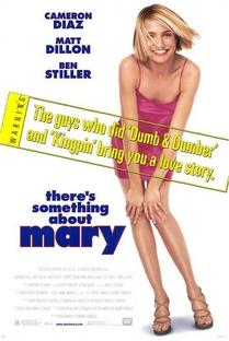 Quem vai Ficar com Mary? - Poster / Capa / Cartaz - Oficial 1