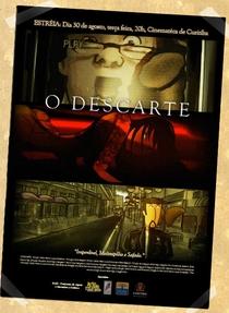 O descarte - Poster / Capa / Cartaz - Oficial 1