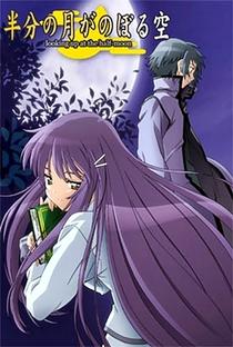 Hanbun no Tsuki ga Noboru Sora - Poster / Capa / Cartaz - Oficial 4