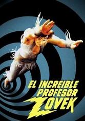 El increíble profesor Zovek - Poster / Capa / Cartaz - Oficial 1
