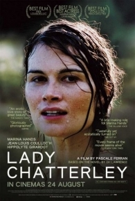 Lady Chatterley - Poster / Capa / Cartaz - Oficial 1