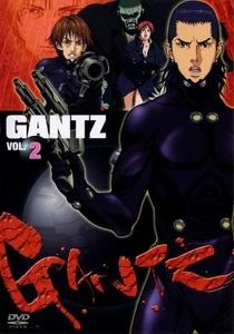 Gantz - Poster / Capa / Cartaz - Oficial 12