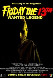 Friday the 13th: Wanted Legend - Poster / Capa / Cartaz - Oficial 1