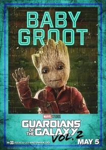 Guardiões da Galáxia Vol. 2 - Poster / Capa / Cartaz - Oficial 11