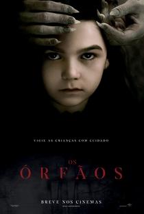 Os Órfãos - Poster / Capa / Cartaz - Oficial 3