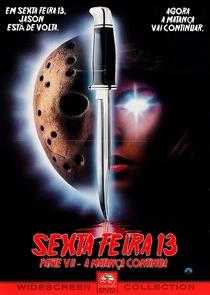 Sexta-Feira 13: Parte 7 - A Matança Continua - Poster / Capa / Cartaz - Oficial 3