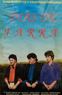 Dias de Farra - Poster / Capa / Cartaz - Oficial 1