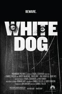 Cão Branco - Poster / Capa / Cartaz - Oficial 5