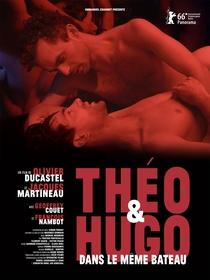 Théo e Hugo - Poster / Capa / Cartaz - Oficial 4