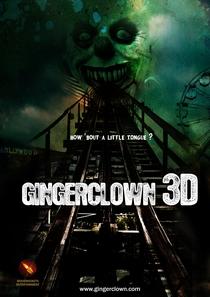 Gingerclown - Poster / Capa / Cartaz - Oficial 3