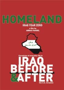 Terra Natal - Iraque Ano Zero - Poster / Capa / Cartaz - Oficial 1