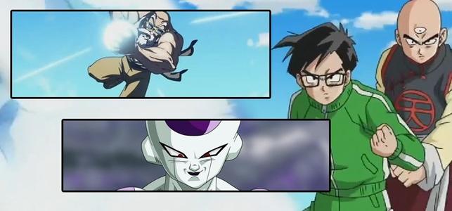 Assista agora às cenas do primeiro trailer de Dragon Ball Z: A Ressurreição de Freeza!
