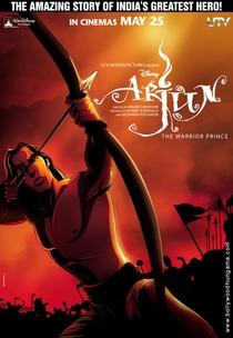Arjun: O Príncipe Guerreiro - Poster / Capa / Cartaz - Oficial 1