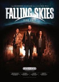 Falling Skies (1ª Temporada) - Poster / Capa / Cartaz - Oficial 3