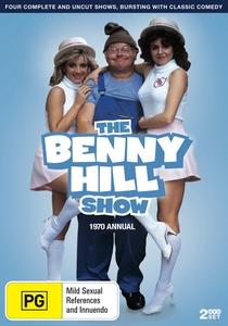O Melhor de Benny Hill - Poster / Capa / Cartaz - Oficial 1