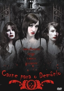 Carne para o Demônio - Poster / Capa / Cartaz - Oficial 1