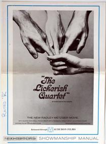 O Quarteto Lickeris - Poster / Capa / Cartaz - Oficial 3