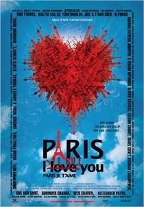 Fear Paris - Poster / Capa / Cartaz - Oficial 5
