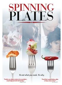Spinning Plates - Poster / Capa / Cartaz - Oficial 1