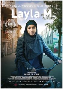 Layla M. - Poster / Capa / Cartaz - Oficial 2