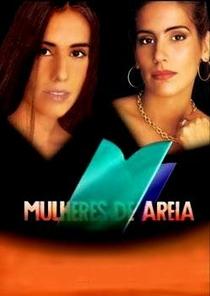 Mulheres de Areia - Poster / Capa / Cartaz - Oficial 5