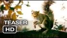 Squirrels Teaser Trailer (2014) - Squirrel Horror Movie HD