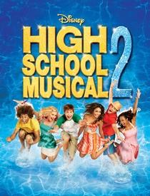 High School Musical 2 - Poster / Capa / Cartaz - Oficial 2