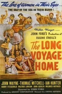 A Longa Viagem de Volta - Poster / Capa / Cartaz - Oficial 1