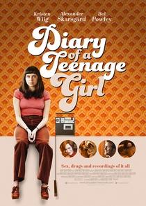 O Diário de uma Adolescente - Poster / Capa / Cartaz - Oficial 7