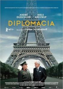 Diplomacia - Poster / Capa / Cartaz - Oficial 1
