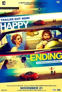 Happy Ending - Poster / Capa / Cartaz - Oficial 3