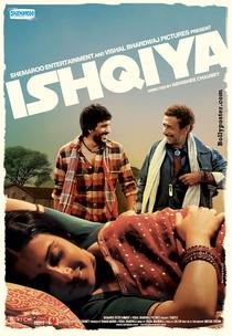 Ishqiya - Poster / Capa / Cartaz - Oficial 1