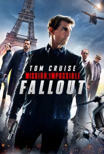 Missão: Impossível - Efeito Fallout - Poster / Capa / Cartaz - Oficial 23