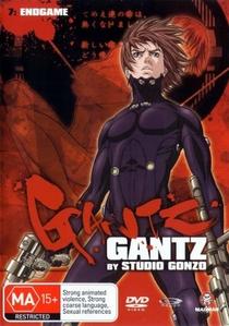 Gantz - Poster / Capa / Cartaz - Oficial 17