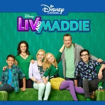 Liv & Maddie (3ª Temporada) - Poster / Capa / Cartaz - Oficial 1
