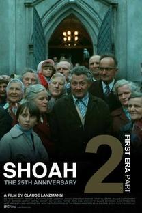 Shoah - Poster / Capa / Cartaz - Oficial 8